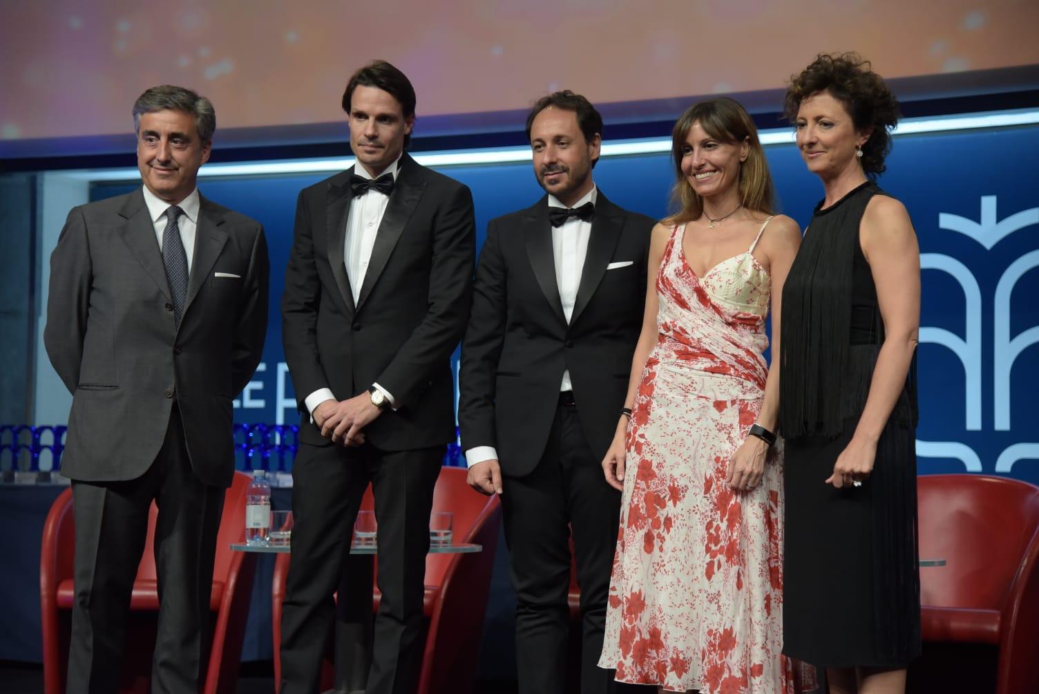Jansenn-Cilag, Pfizer, Takeda e Orsingher Ortu tra i premiati della serata