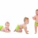 Lo sviluppo psicomotorio nel bambino da 0 a 12 mesi